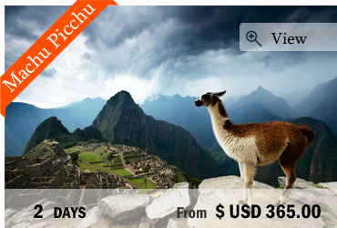 Sacred Valley and Machu Picchu (2 days)