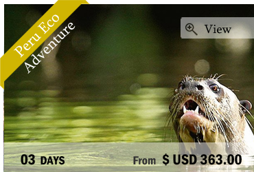 Peru Eco Adventure 3 Days