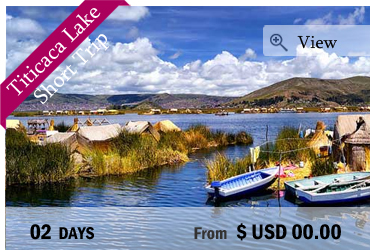 Titicaca Lake Short Trip 2 Days