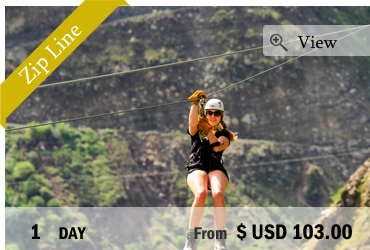 Zip Line and Via Ferrata